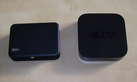 Raspberry Pi and Apple TV